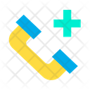 Medical Call Medical Help Emergency Icon