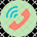 Call Service Sign Icon