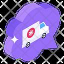 Call Ambulance Icon