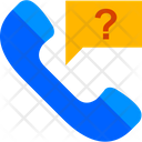 Call Ask Message Icon