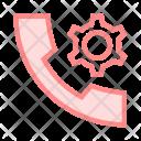 Call Phone Option Icon
