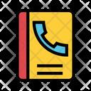 Call Book Icon