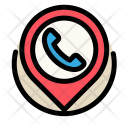Support Service Call Icon