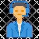 Operator Call Canter Avatar Icon