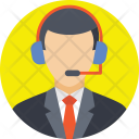 Call Center Customer Icon