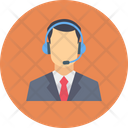 Support Help Line Services Icon