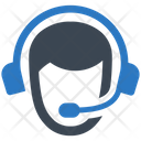 Call Center Support Service Icon