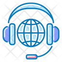 Call Center Service Support Support Icon
