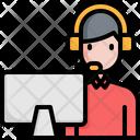 Call Center Call Center Icon