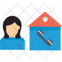 Call Center Consulting Phone Icon