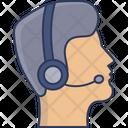 Call Center Call Service Customer Service Icon