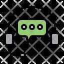 Call Center Support Customer Service Icon