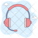 Customer Support Call Center Icon