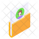 Call Center Report Customer Services Consultant Profile Icon