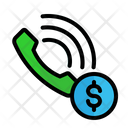 Phone Call Business Icon
