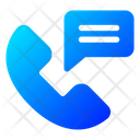 Call Chat Icon