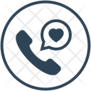 Feedback Review Telephone Icon