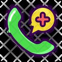 Phone Communication Consultation Icon