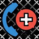 Call Call Doctor Call Hospital Icon