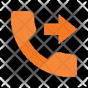 Call forward Icon