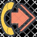 Mcall Forwarding Call Forwarding Forward Icon