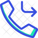 Call Forwarding Forwarding Phone Icon
