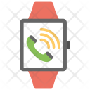 Call From Smartwatch Icon