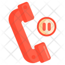 Call Hold Icon