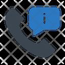 Call Info Icon