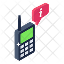 Call Information Icon