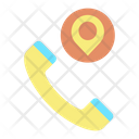 Call Location Icon