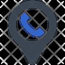 Marker Location Pin Icon