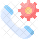 Call Management Phone Telephone Icon