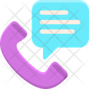 Call Message Icon