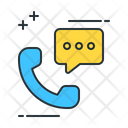 Mphone Call Call Message Phone Message Icon