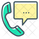 Call Communication Telephone Icon