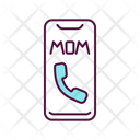 Call Mother Icon
