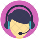 Operator Representative Call Icon