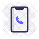 Call Phone Mobile Communication Icon