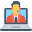 Representative Help Center Icon