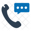 Call Service Support Icon