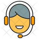 Call Service Customer Service Customer Support Icon