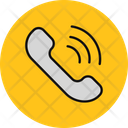 Call Service Calling Customer Service Icon