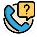 Service Support Question Icon