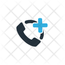 Phone Support Medicine Icon