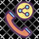 Call Share Icon
