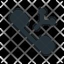 Call Split Icon