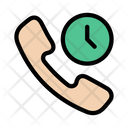 Call Time Icon