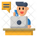 Call to work Icon