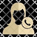 Call User Avatar Icon